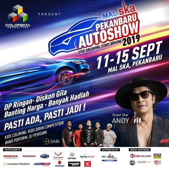 Ilustrasi Pekanbaru Auto Show 2019