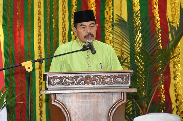 Kepala Kantor Kementerian Agama (Kakan Kemenag)  H Jumari