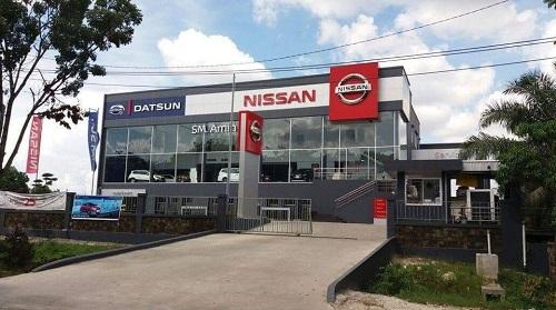 Nissan Datsun SM Amin Pekanbaru