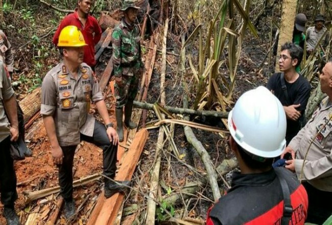 Kapolda Riau Irjen Agung Setya Imam Effendi. Foto : Detik