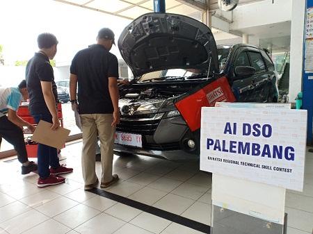 Daihatsu Regional Technical Skill Contest 2019 Area Sumatera.