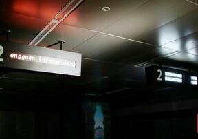 Stasiun MTR Lumpuh Total akibat Listrik padam di Jabodetabek.