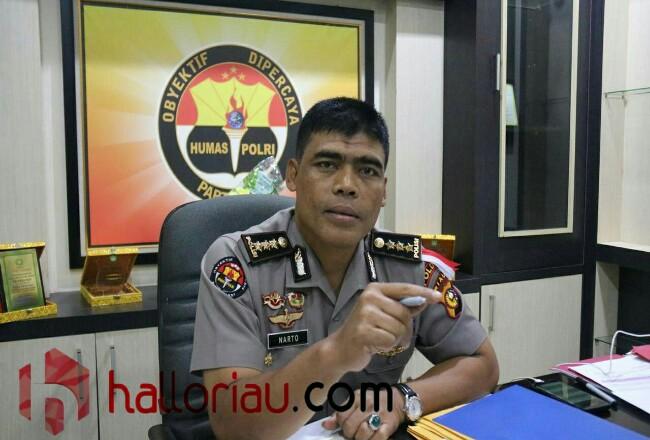 Kabid Humas Polda Riau, Kombes Pol Sunarto