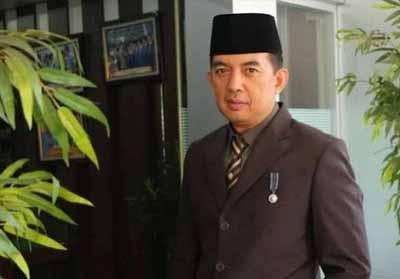 Kadispora Pekanbaru Zulfahmi Adrian