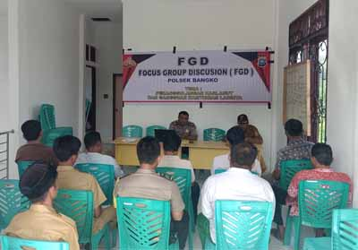 Focus Group Discusion (FGD).