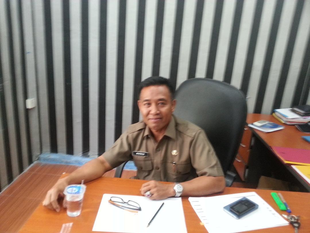Kepala BPKAD Kabuoaten Meranti, Marwan