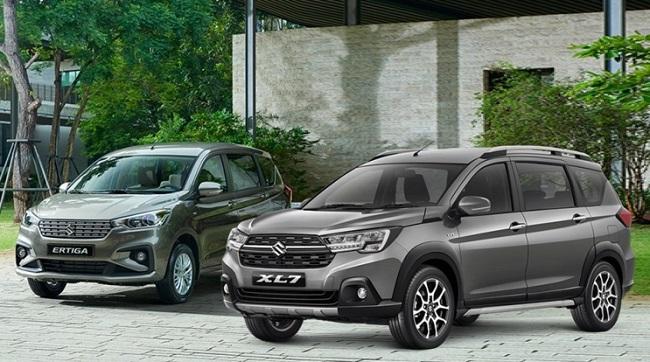 Suzuki Ertiga dan XL7