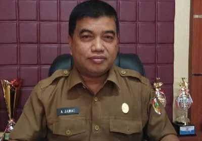 Kepala Disdik Kota Pekanbaru Abdul Jamal