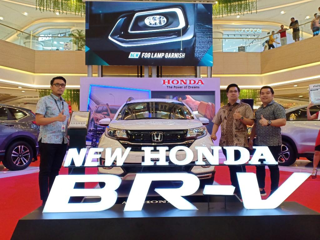 Launching Honda New BR-V di Pekanbaru beberapa waktu lalu