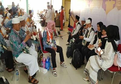 Jemaah Haji Meranti.