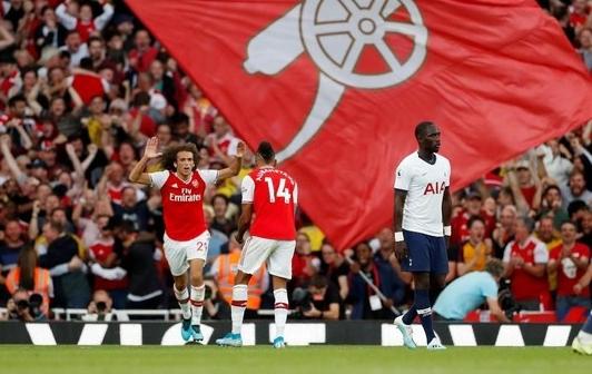 Laga Arsenal Vs Tottenham di Liga Inggris