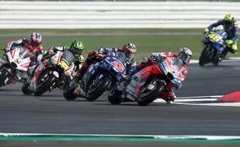 MotoGP 2018 di Jepang.