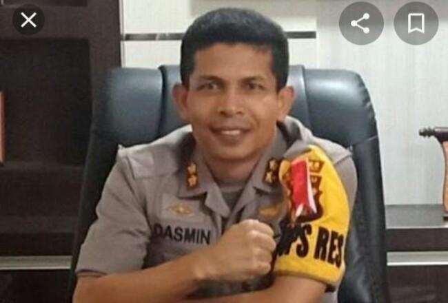 Kapolres Rohul AKBP Dasmin Ginting