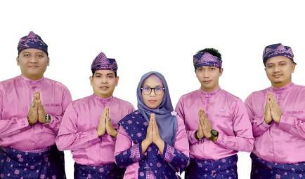 KPU Inhu tetapkan 5 pasangan calon yang akan menjadi peserta pada Pilkada 9 Desember 2020 mendatang.