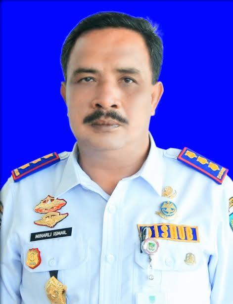Plt Kadishub Rohul Minarli Ismail
