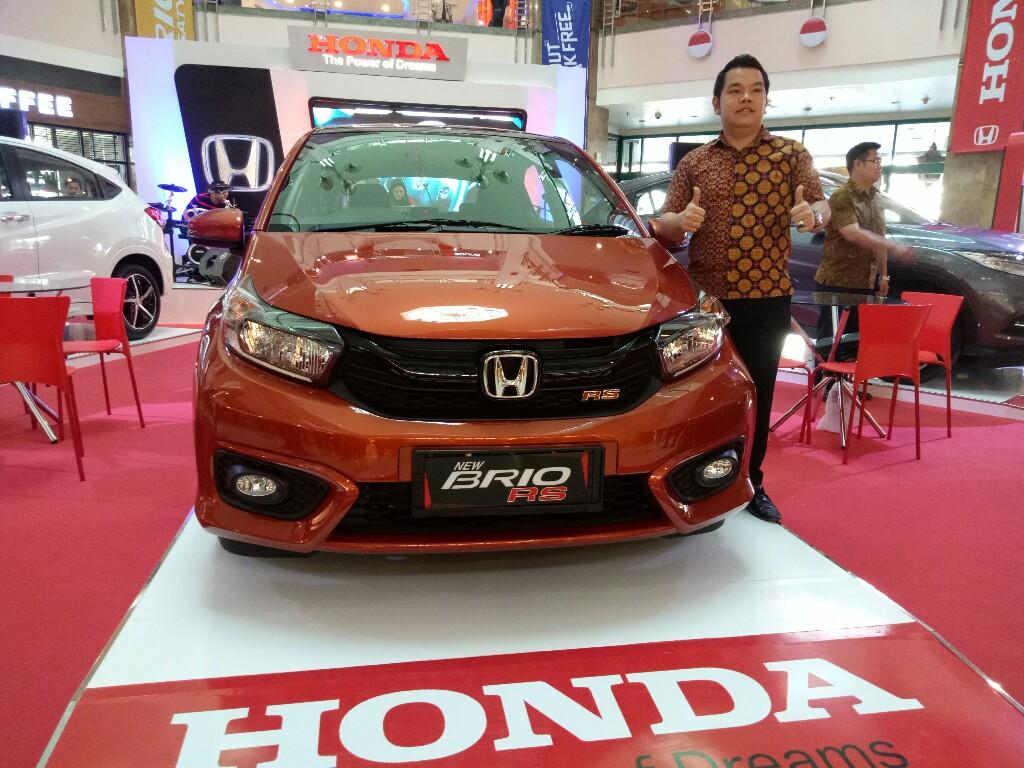 Launching All New Brio di Mal Ska Pekanbaru