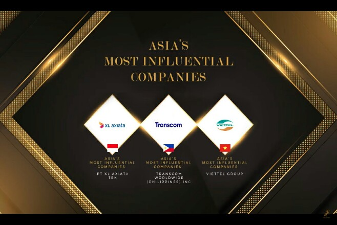 XL Axiata meraih penghargaan ajang Asia Corporate Excellence & Sustainability Awards (ACES) 2020.