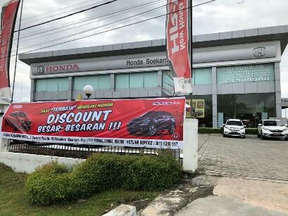 Shoroom HSH di Pekanbaru
