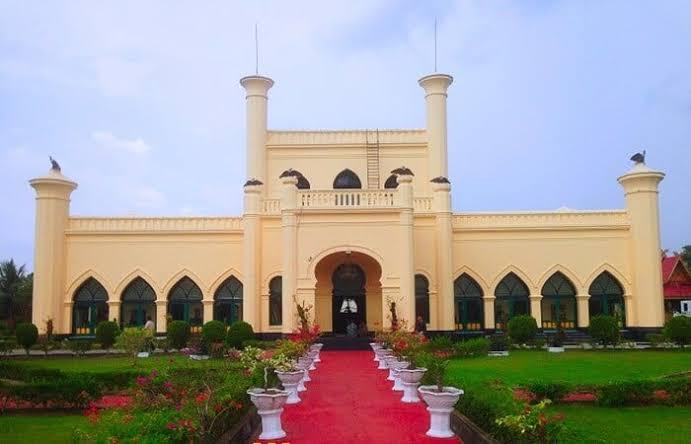 Istana Siak.