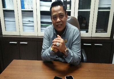 Ketua Partai Hanura Kota Pekanbaru Ali Suseno