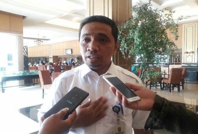 Kepala Biro Perekonomian Sekretariat Daerah Riau, Mardoni Akrom.