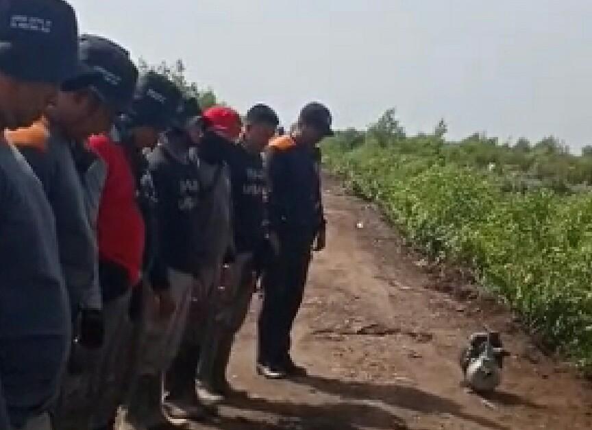 Personel Satpol PP Riau dikerahkan ke Dumai untuk bantu padamkan Karhutla.