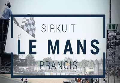 MotoGP Sirkuit Le Mans