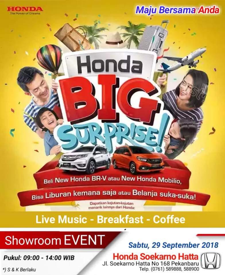 Ilustrasi Honda Big Surprise