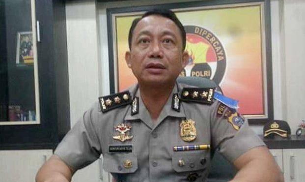 Kabid Humas Polda Riau