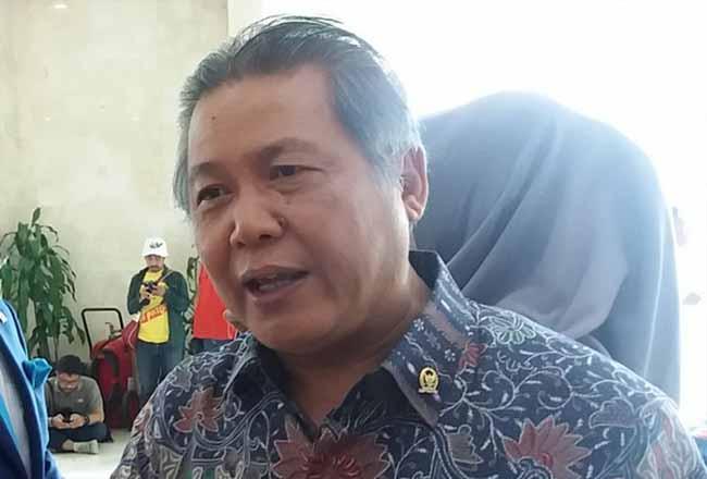 Anggota Badan Legislasi DPR Hendrawan Supratikno. Foto: Kompas