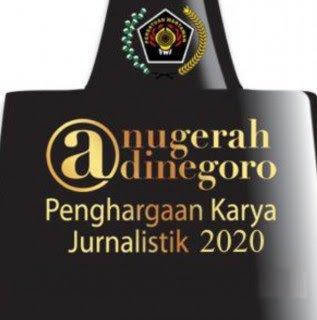 Anugerah Jurnalistik Adinegoro.
