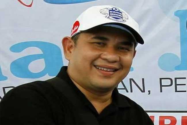 Ketua PWI Provinsi Riau H Zulmansyah Sekedang