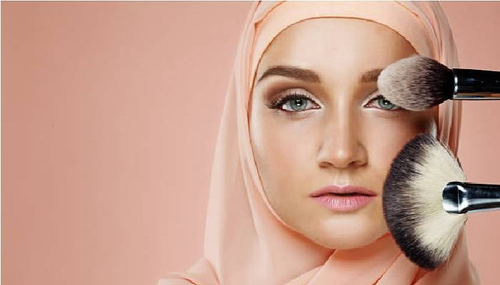 Make up muslimah.