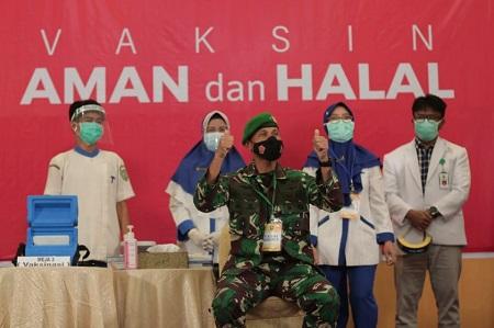 Komandan Korem (Danrem) 031 Wirabima, Brigjen TNI M Syech Ismed