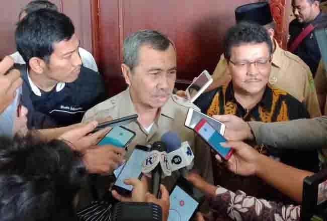 Gubernur Riau (Gubri) akan lobi langsung Menteri Pemuda dan Olahraga (Menpora) soal peluang Riau jadi salah satu tuan rumah Piala Dunia U-20 tahun 2021 mendatang.