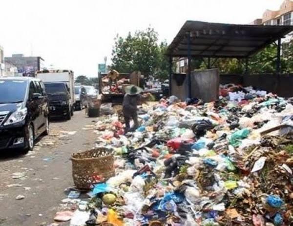 Sampah di Pekanbaru