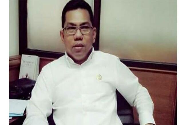 Ketua Komisi III DPRD Riau Husaimi Hamidi