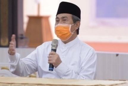Gubernur Riau Syamsuar.