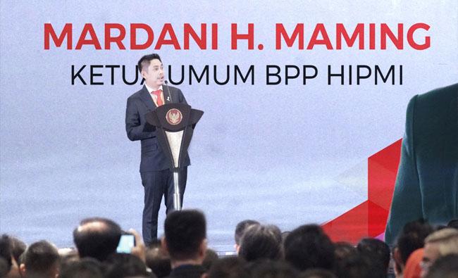 Pelantikan BPP HIPMI.
