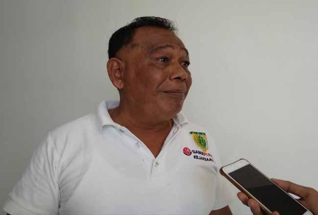 Kepala Bagian Hukum Sekretariat Daerah Kota Pekanbaru Muhammad Fardham