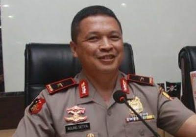 Kapolda Riau baru Irjen Pol Agung Setya Imam Effendi,