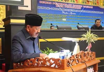 Laporan Badan Kehormatan DPRD Kota Pekanbaru.
