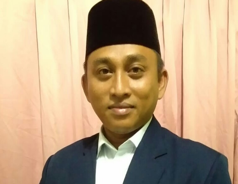 Ketua Karang Taruna Kepulauan Meranti, Rayan Pribadi SH