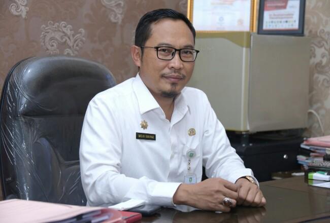 Kepala DPMPTSP Kabupaten Bengkalis, Basuki Rakhmad AP MSi