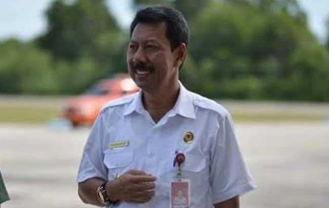 Kepala BPBD Riau, Edwar Sanger.
