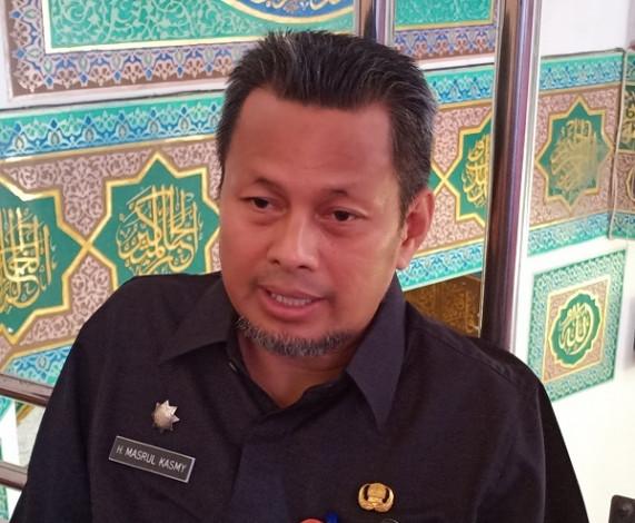 Pj Sekdaprov Riau Masrul Kasmy