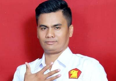 Wakil Ketua Fraksi Gerindra DPRD Rohul Budiman Lubis
