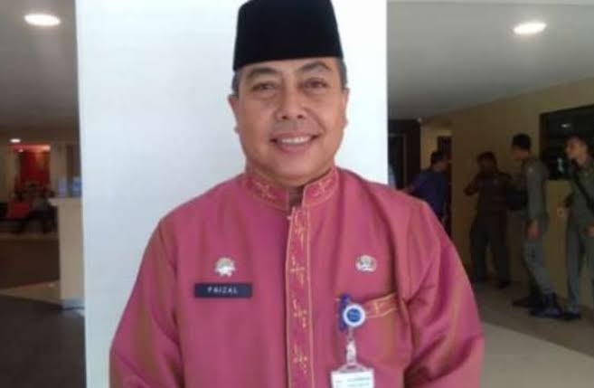 Plt Kepala BPKAD Kota Pekanbaru Syoffaizal.