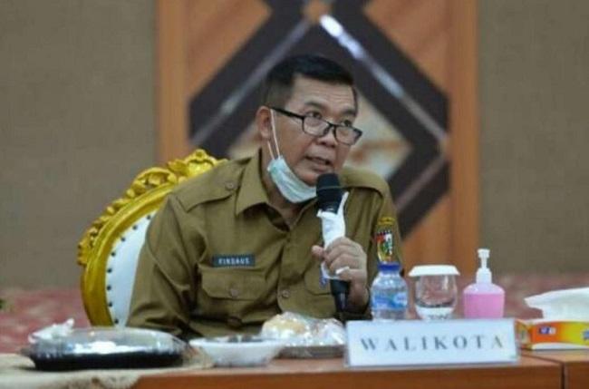 WaliKota Pekanbaru, H. Firdaus