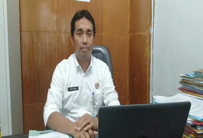 Sekretaris Bapenda Riau Zulhendri SE MM